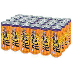 Picture of Rebound fx™ Citrus Fusion Sports Energy Drink - 1 Case